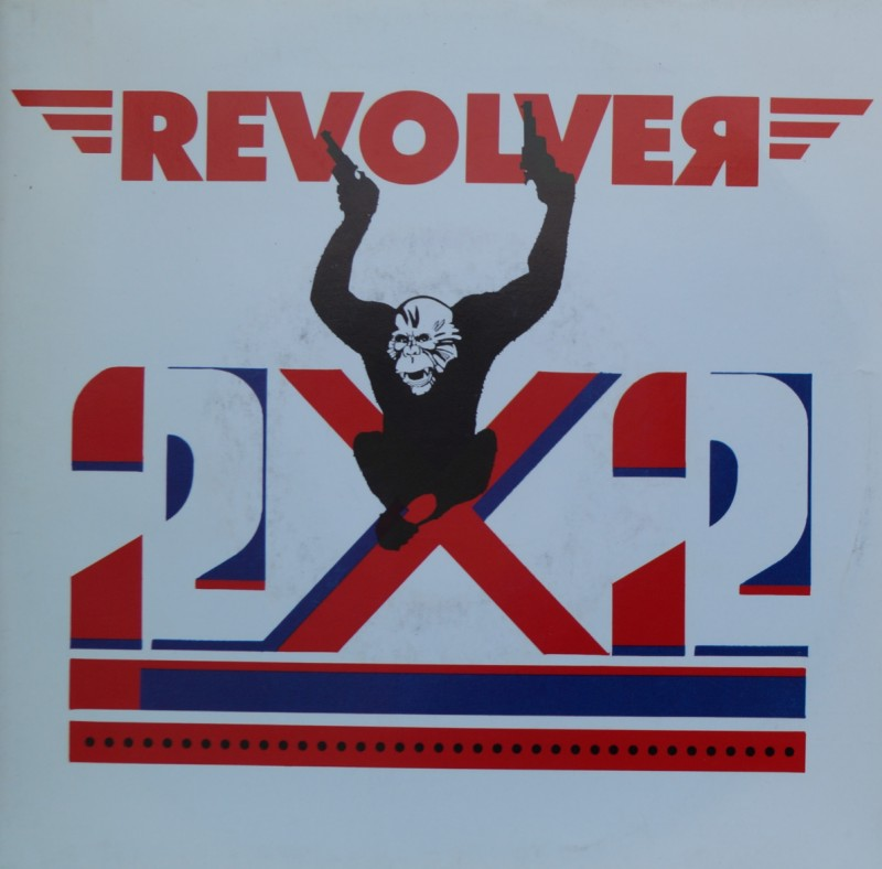 Revolver - Dos por Dos (2 X 2) Single Vinilo 45 rpm