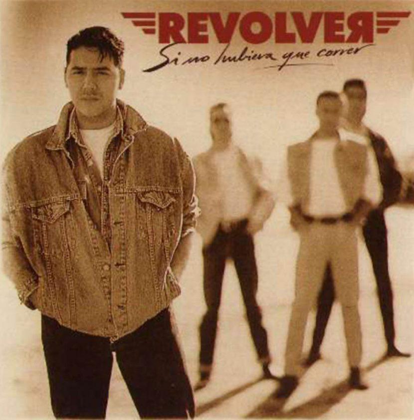 Revolver - Si no hubiera que correr. CD Álbum