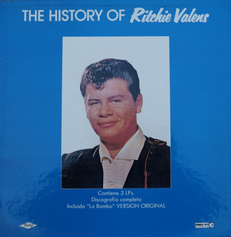 Ritchie Valens - The History Of