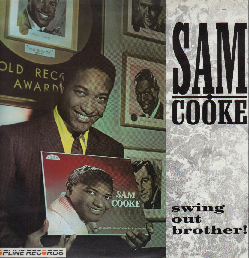 Sam Cooke - Swing out Brother!. Albúm Vinilo 33 rpm