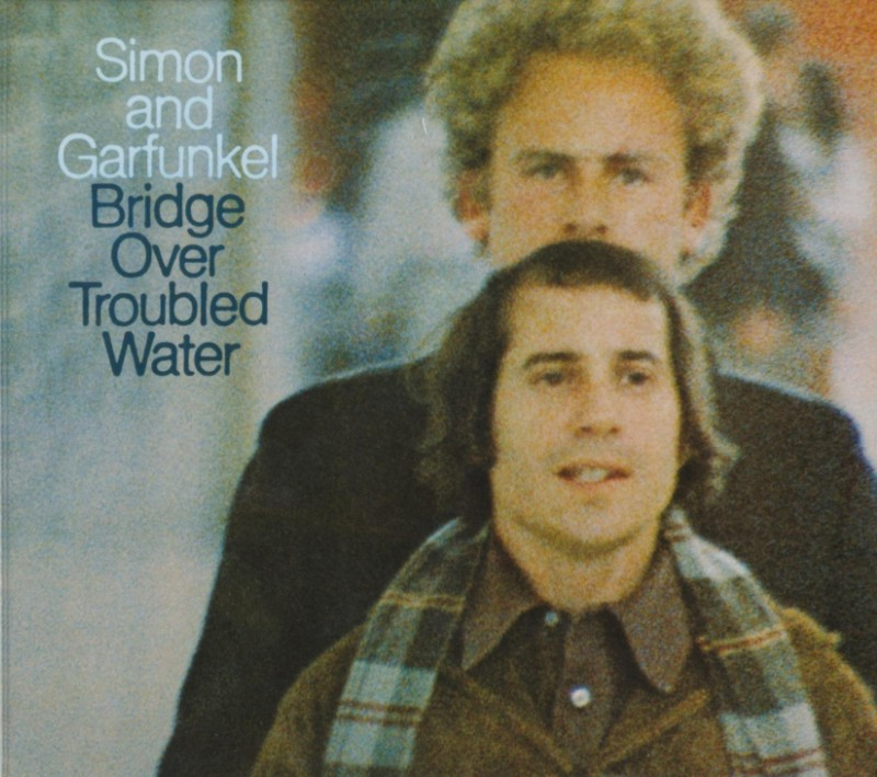 Simon & Garfunkel: Bridge Over Troubled Water - CD Albúm