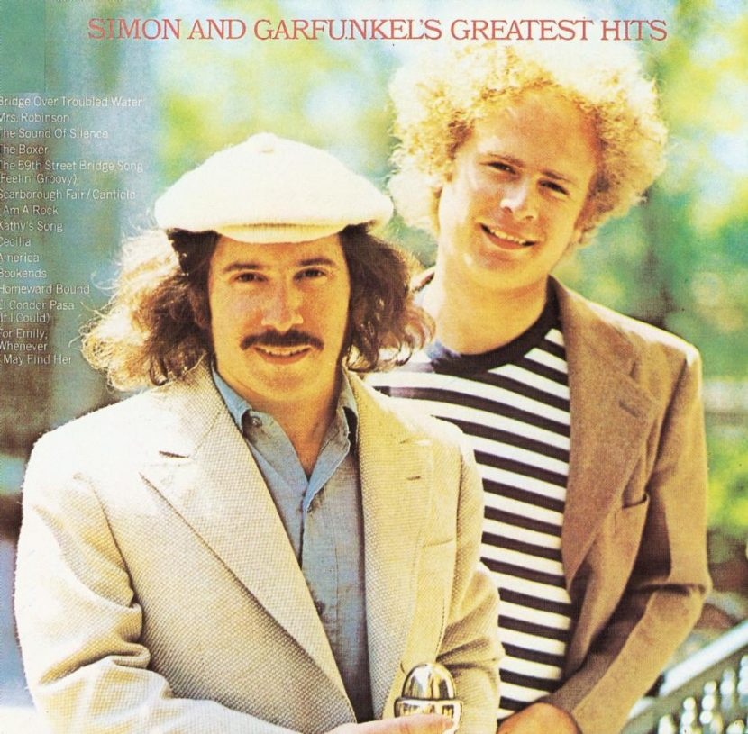 Simon & Garfunkel - Greatest Hits. Albúm Vinilo 33 rpm