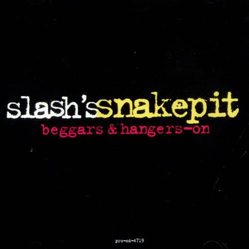 Slashs Snakepit: Beggars & Hangers On - CD Single