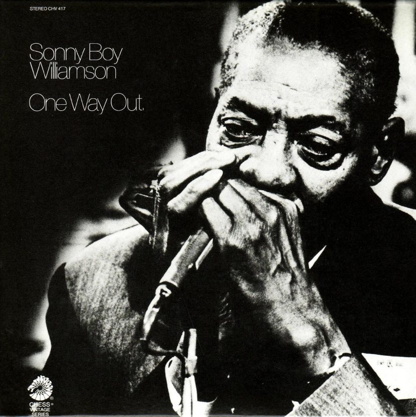 Sonny Boy Williamson - One Way Out. Albúm Vinilo 33 rpm