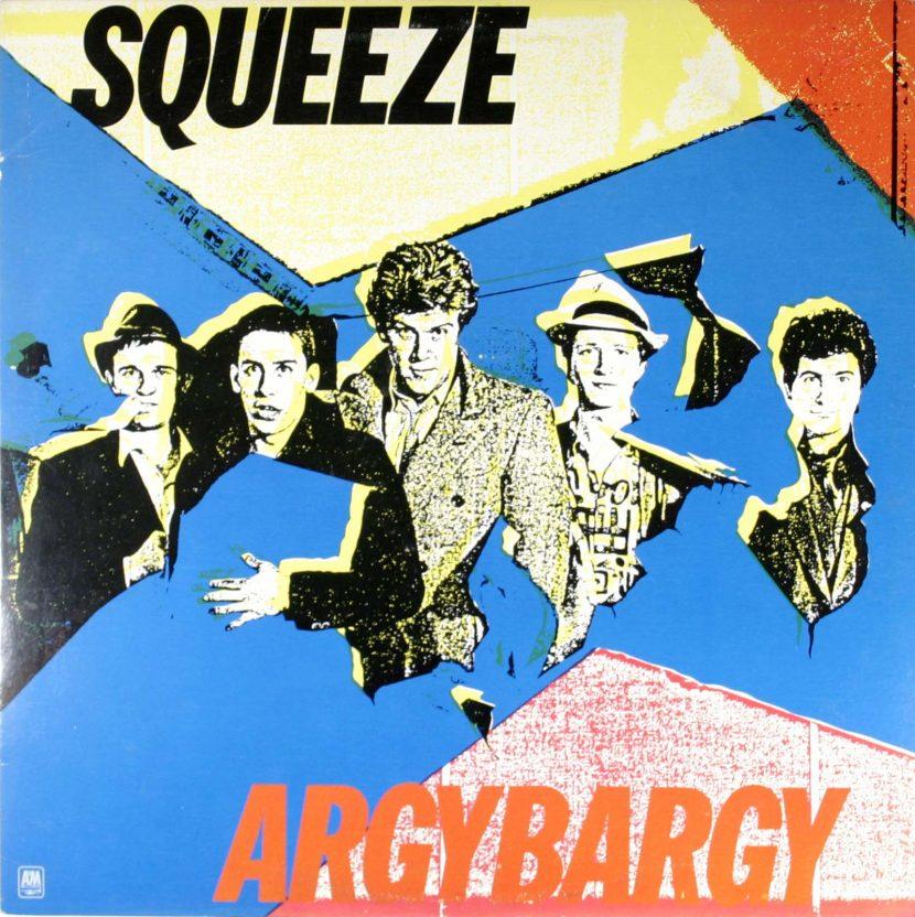 Squeeze - Argybargy. Albúm Vinilo 33 rpm
