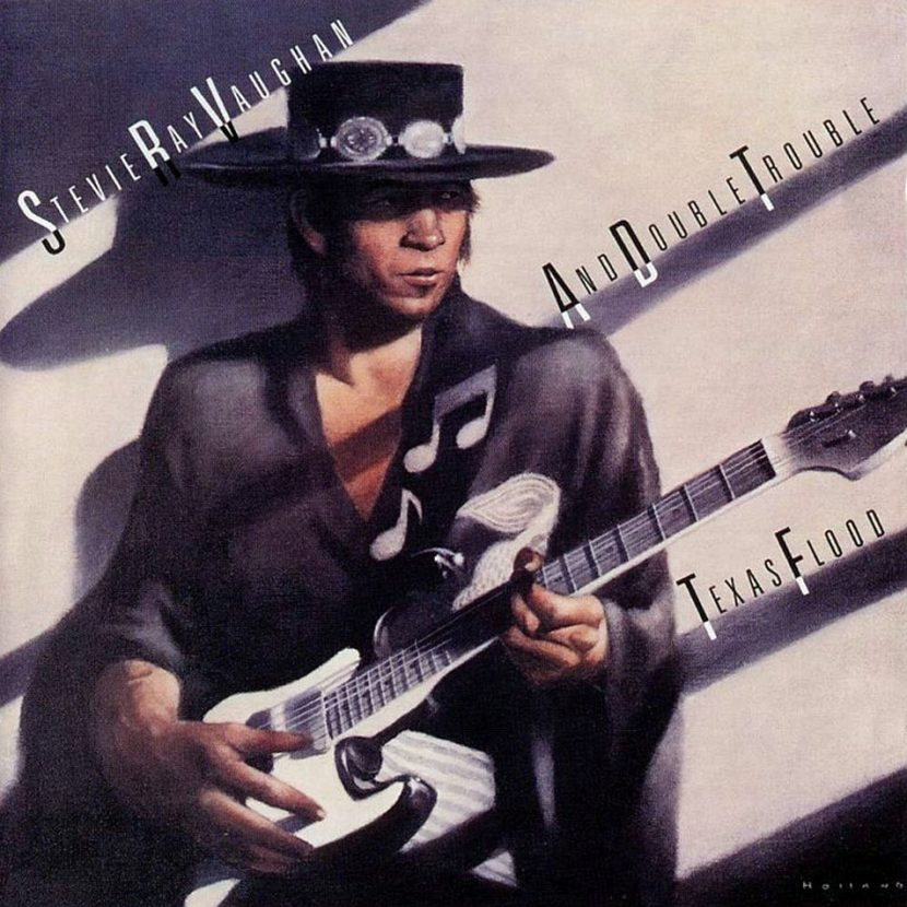 Steve Ray Vaughan & Double Trouble - Texas Flood. Albúm Vinilo 33 rpm