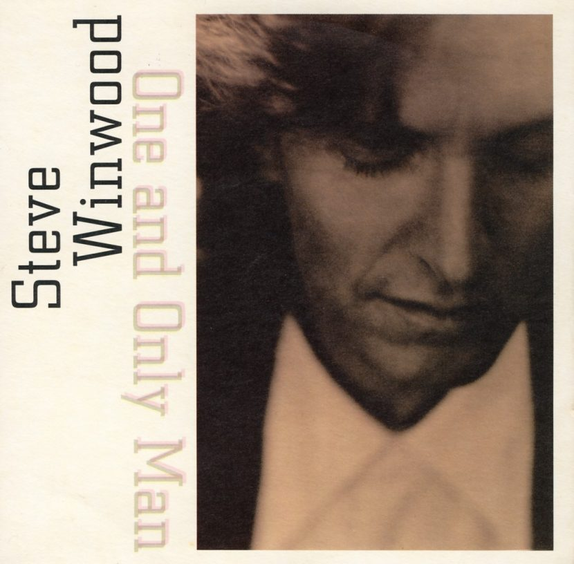 Steve Winwood: One And Only Man - CD Maxi