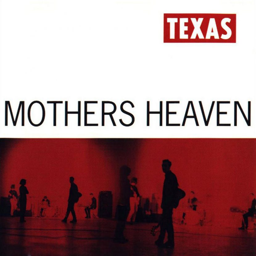 Texas - Mothers Heaven. Albúm Vinilo 33 rpm