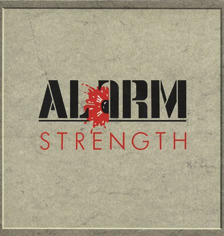 The Alarm: Strength. Album Vinilo 33 rpm