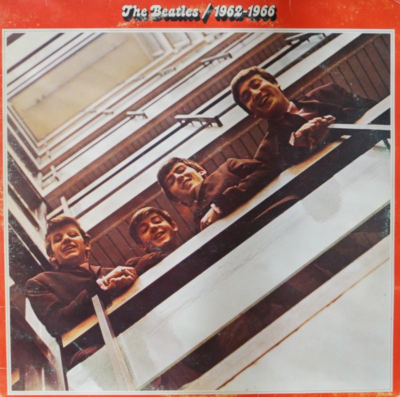 The Beatles 1962 / 1966 - Doble Albúm LP Vinilo 33 rpm