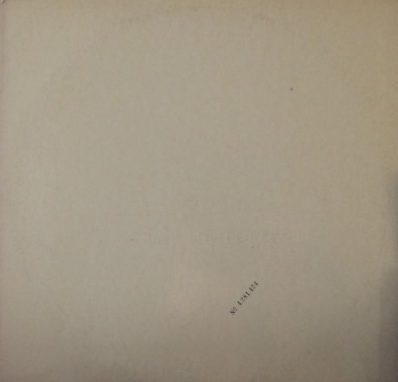 The Beatles (White Albúm) - Doble Albúm LP Vinilo 33 rpm
