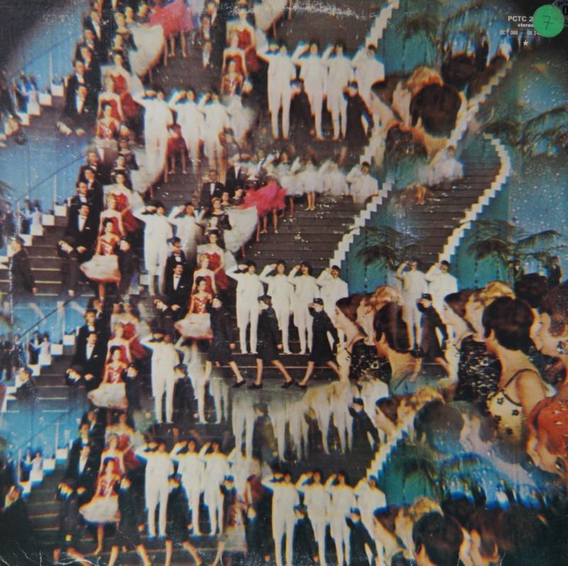 The Beatles: Magical Mistery Tour - Albúm LP Vinilo 33 rpm