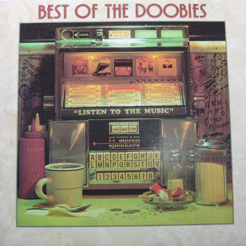 The Doobie Brothers: Best Of The Doobies - Albúm LP Vinilo 33 rpm