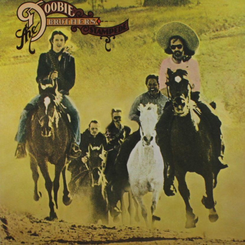 The Doobie Brothers: Stampede - Albúm LP Vinilo 33 rpm