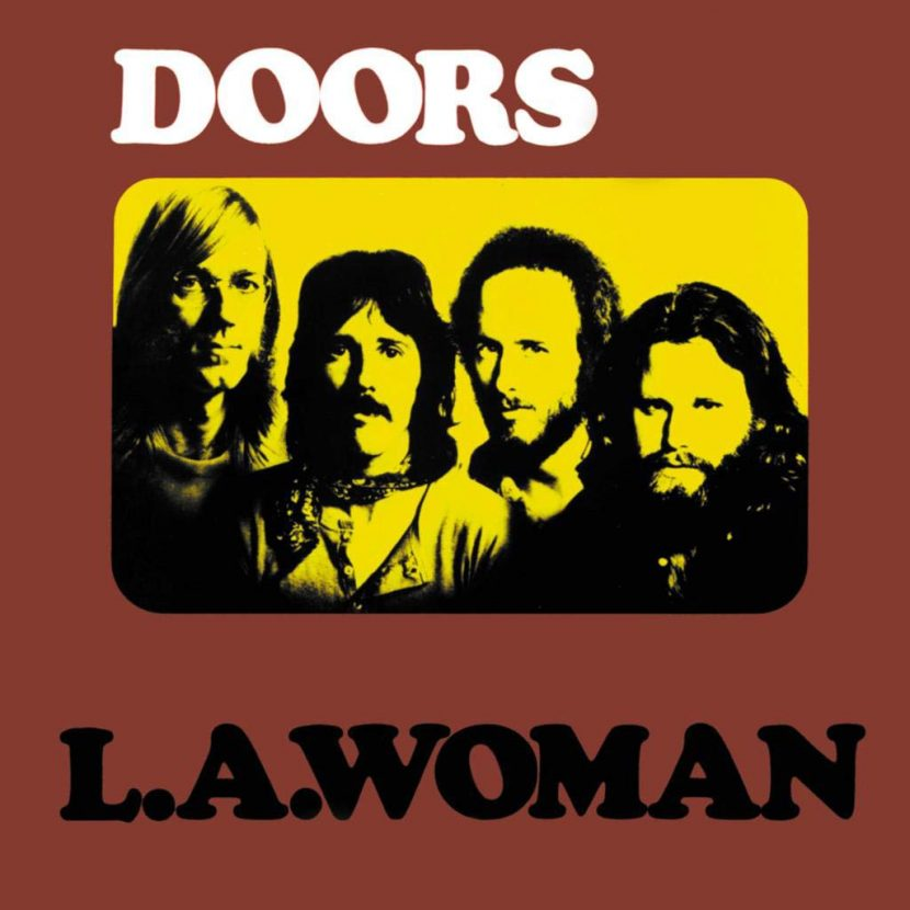 The Doors: L.A.Woman - CD Albúm
