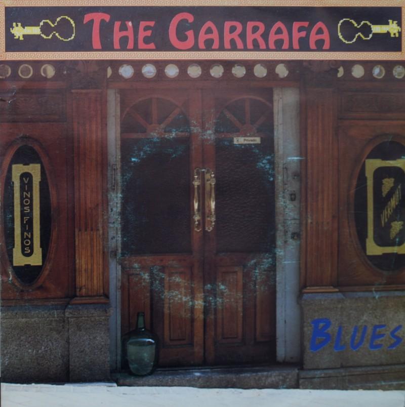 The Garrafa Blues. Single Vinilo 45 rpm