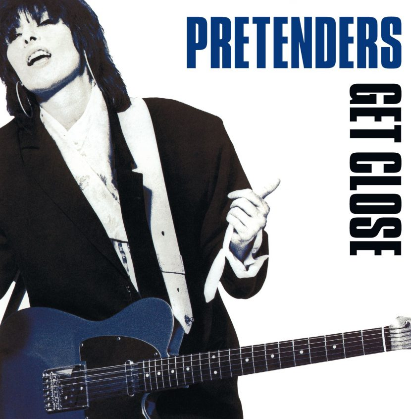 The Pretenders - Get Close. Albúm Vinilo 33 rpm