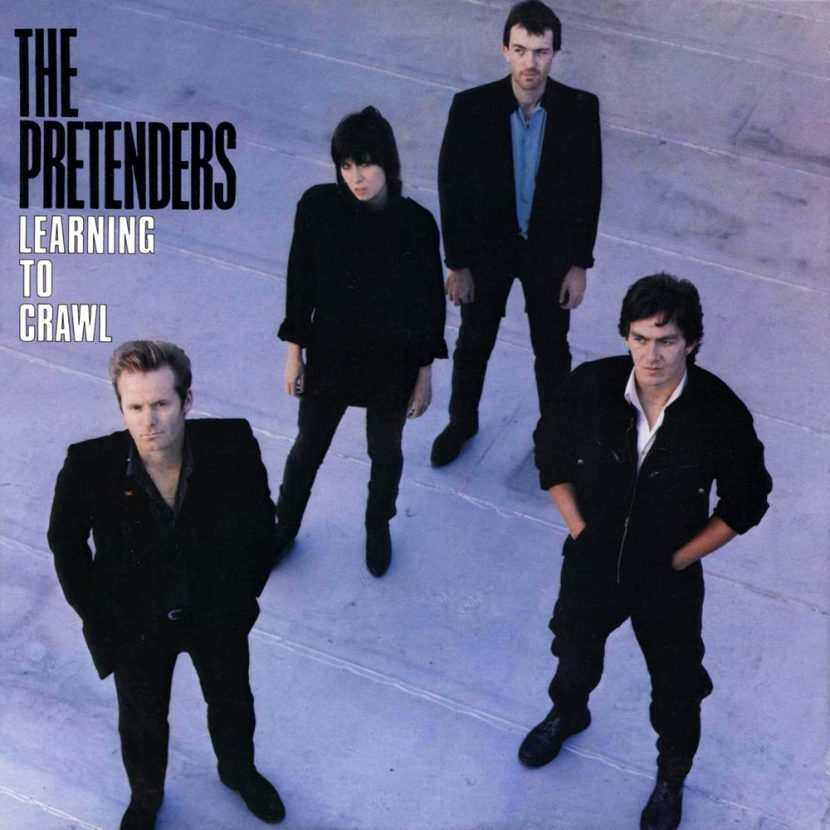 The Pretenders - Learning To Crawl. Albúm Vinilo 33 rpm