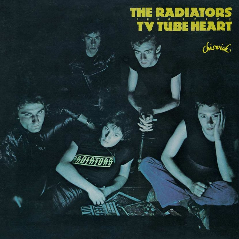 The Radiators - TV Tube Heart. Albúm Vinilo 33 rpm