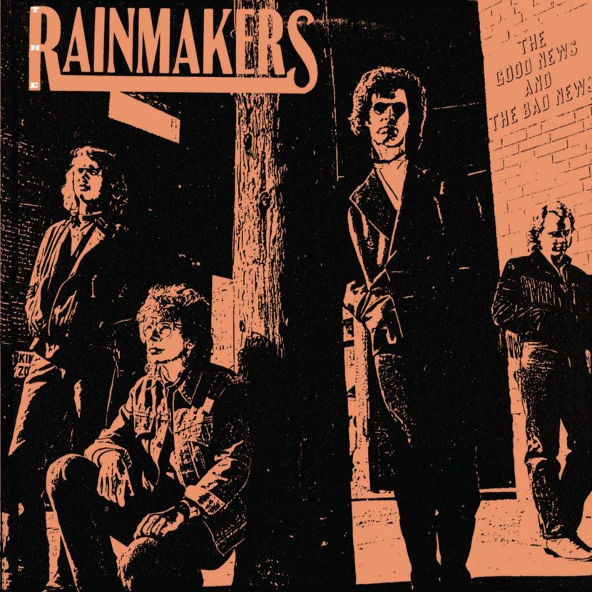 The Rainmakers - The Good News And The Bad News. Albúm Vinilo 33 rpm