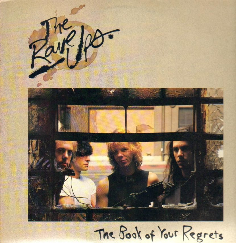 The Rave-Ups - The Book of Your Regrets. Albúm Vinilo 33 rpm