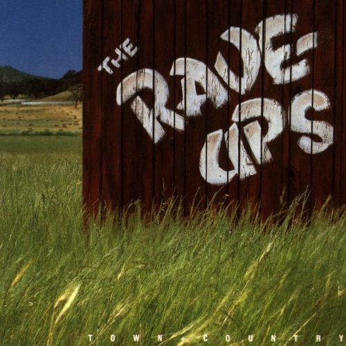 The Rave-Ups - Town + Country. Albúm Vinilo 33 rpm