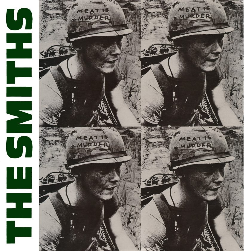 The Smiths - Meat is Murder. Albúm Vinilo 33 rpm