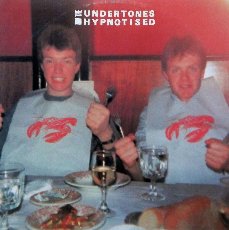 The Undertones - Hypnotised. Albúm Vinilo 33 rpm