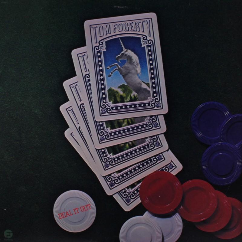 Tom Fogerty - Deal it Out. Albúm Vinilo 33 rpm
