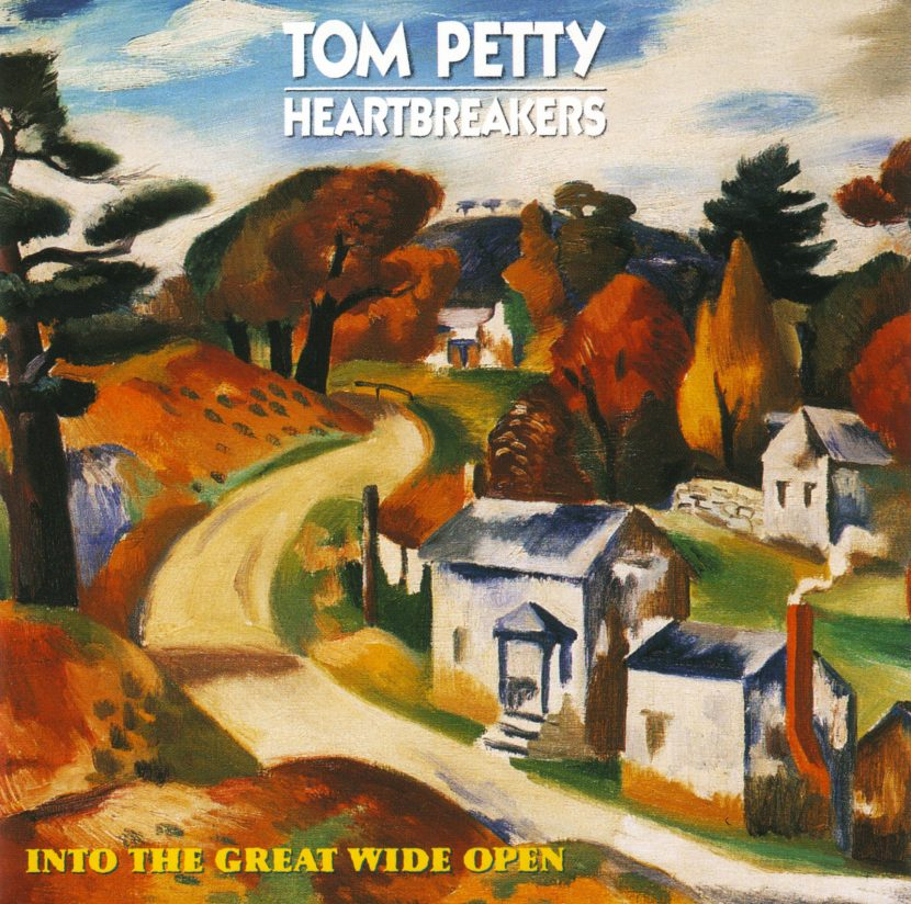 Tom Petty And The Heartbreakers - Into The Great Wide Open. Albúm Vinilo 33 rpm