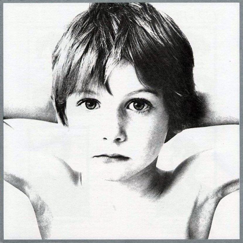 U2 - Boy. Albúm Vinilo 33 rpm