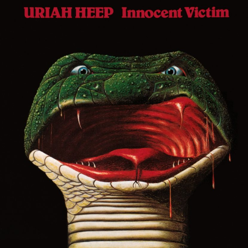 Uriah Heep - Innocent Victim. Albúm Vinilo 33 rpm