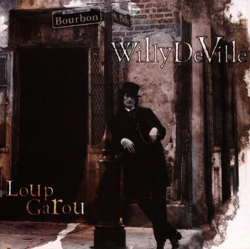 Willy De Ville: Loup Garou - CD Albúm