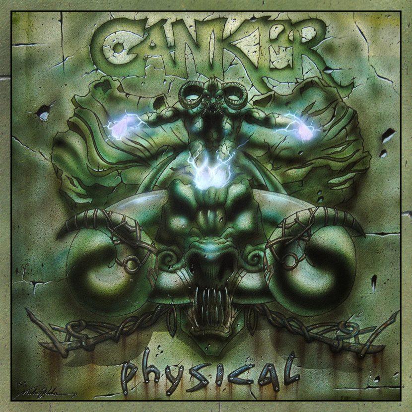 Canker: Physical - CD Albúm