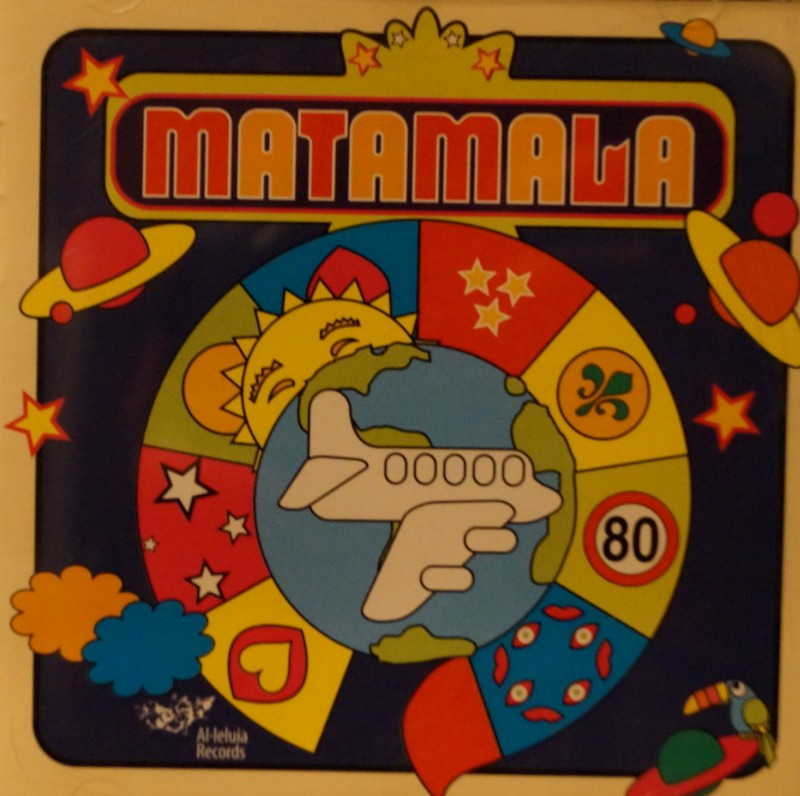 Matamala - Movie records. CD Albúm