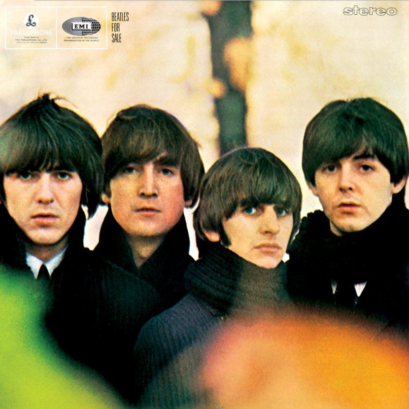The Beatles For Sale. LP Vinilo 33 rpm