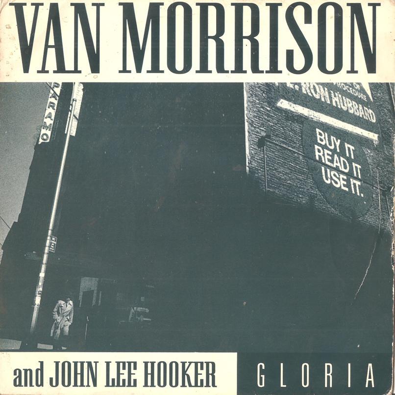 Van Morrison And John Lee Hooker: Gloria - CD Single