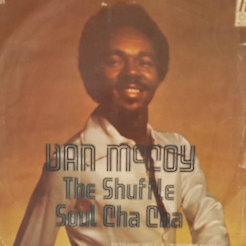 Van Mc Coy - The Shuffle & Soul Cha Cha. Single vinilo 45 rpm